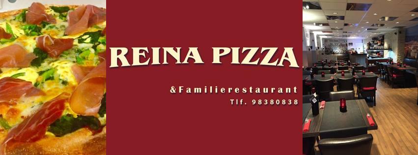 Reina pizza