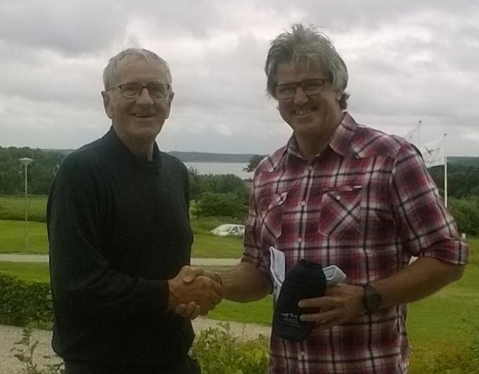 Aage og Olav på Golfsen